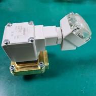 SMC VXZ2C2HZ2K pilot op 2 port solenoid valve, (n.o.), 2 PORT VALVE (A급-미사용품)
